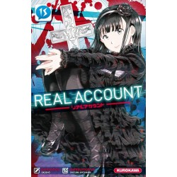 REAL ACCOUNT - Tome 15