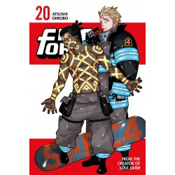 FIRE FORCE - Tome 20