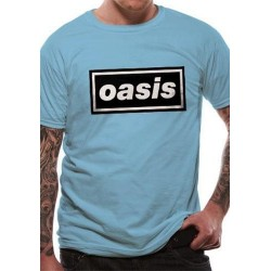 OASIS - T-Shirt IN A TUBE- Definitely Maybe (S) 162455  T-Shirts Oasis