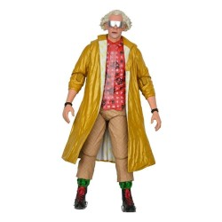 BACK TO THE FUTURE - Ultimate Doc Brown 2015 - Action Figure 18cm
