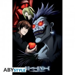 DEATH NOTE - Group - Poster...