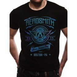 AEROSMITH - T-Shirt IN A TUBE- Aero Force One (S) 162420  T Shirts alles