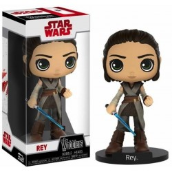 STAR WARS The Last Jedi - Wacky Wobbler - Rey - 16cm