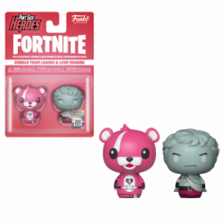 FORTNITE - 2 Pint Size Heroes Figures - Cuddle & Love Ranger - 6cm 170636  Figurines