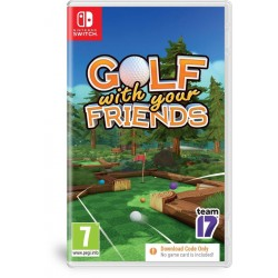 Golf With Your Friends...