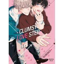 CLUMSY LOVE STEP - One-shot