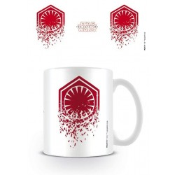 STAR WARS 8 The Last Jedi - Mug - 315 ml - First Order Symbol 162207  Star Wars