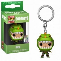 Pocket Pop Keychains : FORTNITE - Rex 170628  Funko Pops