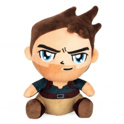 UNCHARTED 4 Plush NATHAN DRAKE Stubbins - 20 Cm 162155  Knuffelberen