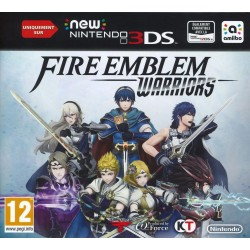 Fire Emblem Warriors 162101  Nintendo 3DS
