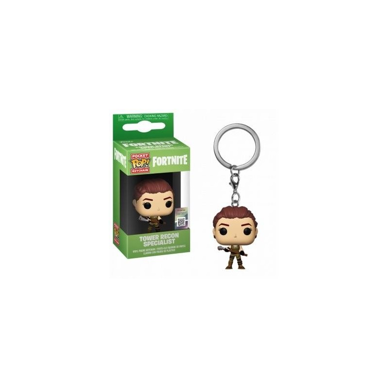 Pocket Pop Keychains : FORTNITE - Tower Recon Specialist 170622  Fortnite
