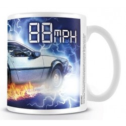 BACK TO THE FUTURE - Beker - 300 ml - 88MPH