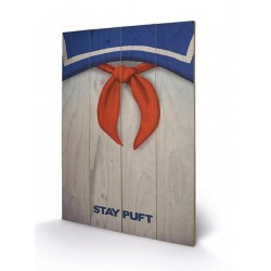 GHOSTBUSTERS - Impression sur Bois 40X59 - Stay Puft 162066  Canvas