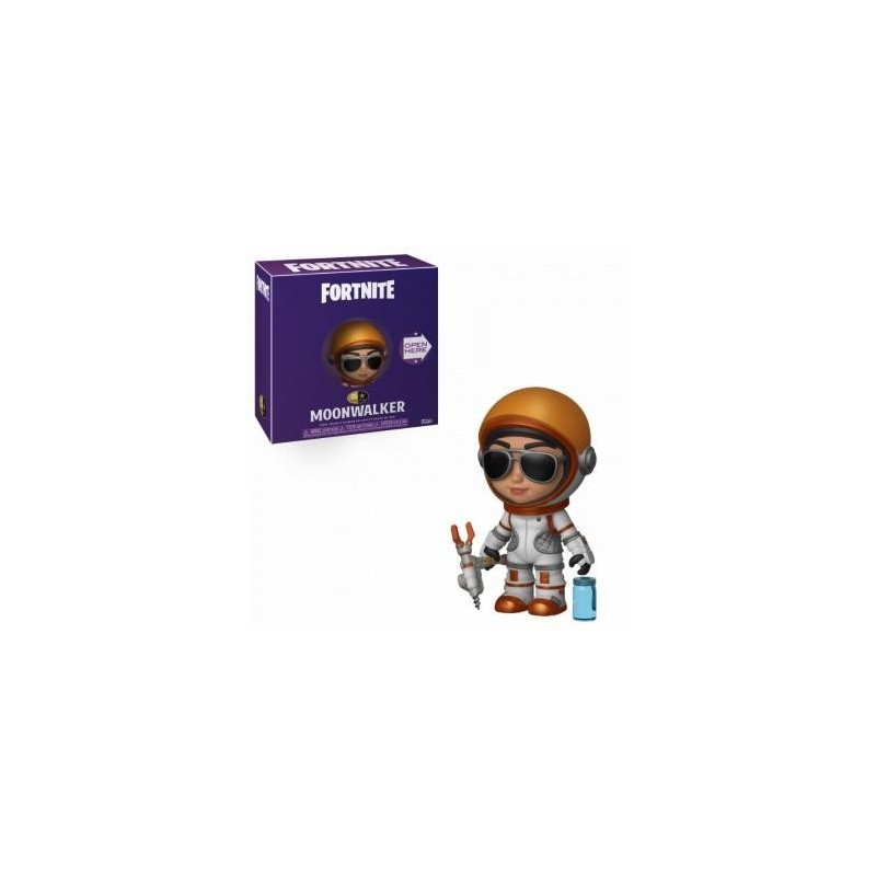 FORTNITE - 5 Star Vinyl Figure 8 cm - Moonwalker 170616  Figurines