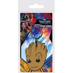GUARDIANS OF THE GALAXY 2- Rubber Keychain - Baby Groot 161851  Sleutelhangers