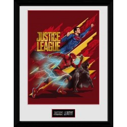 JUSTICE LEAGUE - Collector Print 30X40 - Trio 161824  Posters