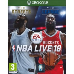 NBA LIVE 18 (UK Only) - Xbox One  161805  Xbox One