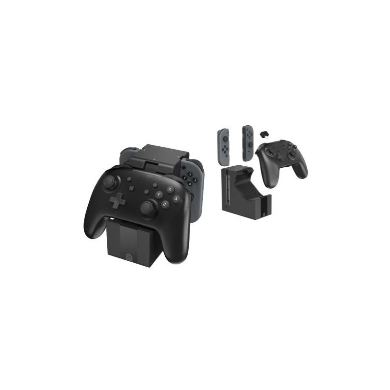 POWER A - Joy-Con & Pro Controller Charging Dock for Nintendo Switch 161710 Switch Controllers