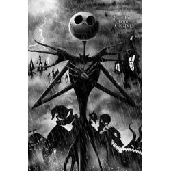 NIGHTMARE BEFORE CHRITSMAS - Poster 61X91 - Storm