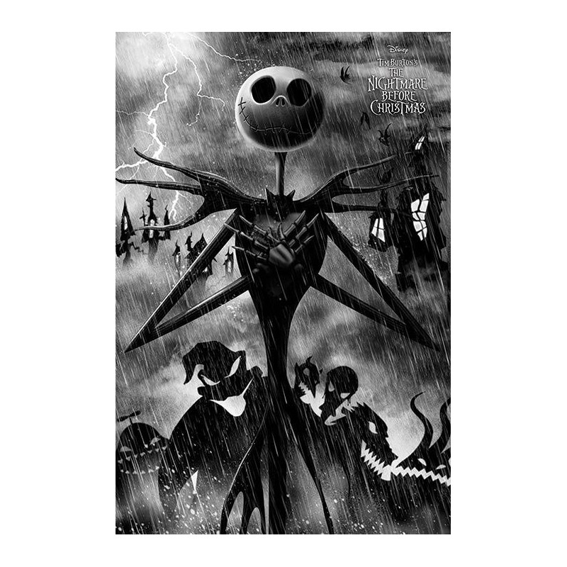NIGHTMARE BEFORE CHRITSMAS - Poster 61X91 - Storm 170579  Posters