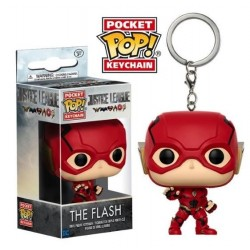 Pocket Pop Keychains : Justice League - The Flash 161471  Pocket Pop Keychains