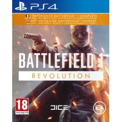 Battlefield 1 Revolution - Playstation 4 161415  Playstation 4