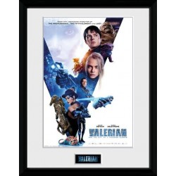 VALERIAN - Collector Print 30X40 - Compilation 161400  Collector Print Canvas