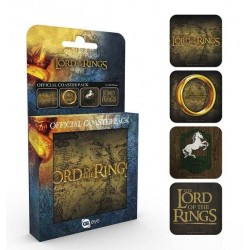 LORD OF THE RINGS - Official Coaster Pack - Mix