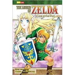 LEGEND OF ZELDA VOL 09 - A Link to the Past