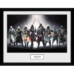 ASSASSIN'S CREED - Collector Print 30X40 - Characters 160957  Posters