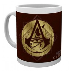 ASSASSIN S CREED ORIGINS - Beker - 300 ml - Gold Icons