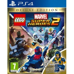 Lego Marvel Superheroes 2 Deluxe Edition 160871  Playstation 4