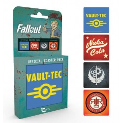 FALLOUT - Official Coaster Pack - Mix