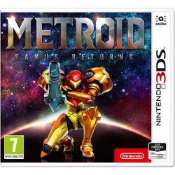 Metroid Samus Returns 160833  Nintendo 3DS