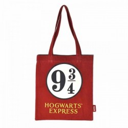 Harry Potter - Shopper tas met binnenvakje - Platform 9 3/4