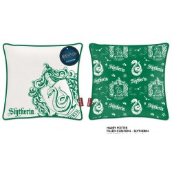 HARRY POTTER - 45X45 Filled Cushion- Slytherin 160654  Kussens