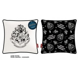 HARRY POTTER - 45X45 Filled Cushion- Hogwarts 160652  Kussens