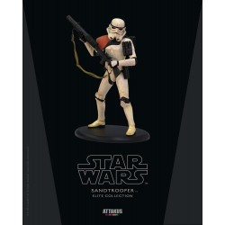 STAR WARS - ELITE Collection - Sandtrooper - 17cm