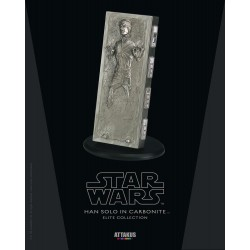 STAR WARS - ELITE Collection - Han Solo in Carbonite -18cm 160627  Star Wars