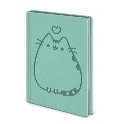 PUSHEEN - Notebook A6 Premium - Love