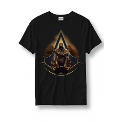 ASSASSIN CREED ORIGINS - T-Shirt Pyramids Black (XL) 160561  T-Shirts Assassin's Creed