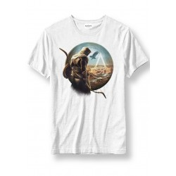 ASSASSIN CREED ORIGINS - T-Shirt Characters wit (M)