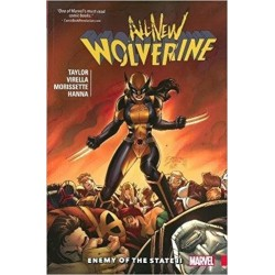 ALL NEW WOLVERINE Vol 03 ENEMY OF STATE II 160426 Comics - Strips