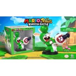 MARIO + RABBIDS KINGDOM - Figurine 6 inch Rabbit Yoshi (Ubisoft) 159952  Super Mario