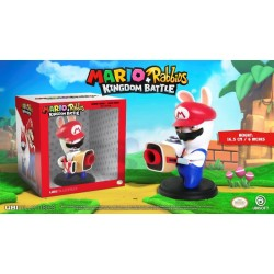 MARIO + RABBIDS KINGDOM - Figurine 6 inch Rabbit Mario (Ubisoft) 159950  Super Mario