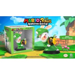 MARIO + RABBIDS KINGDOM - Figurine 6 inch Rabbit Luigi (Ubisoft) 159949  Figurines