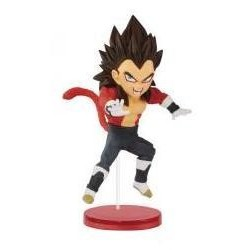 DRAGON BALL HEROES - Figurine WCF Vol 3 - Vegeta Xeno SS4 - 7cm