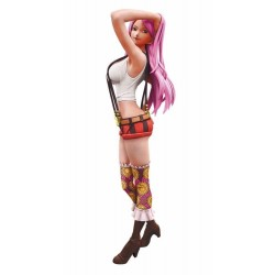 ONE PIECE - Figurine Glitter & Glamour - Jewelry Bonney WHITE - 25cm