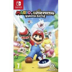 Mario Rabbids Kingdom Battle - Nintendo Switch 159831  Nintendo Switch