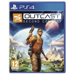 OUTCAST SECOND CONTACT 159812  Playstation 4